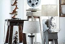 Idées récup'  / Des idées de meubles en récup que l'on peut faire soit même si on est bricolo  / by Marlene Teixier