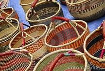 Hand Made Baskets / by Linda East