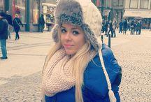 me - fashion blogger / www.dominikamakarova.blogspot.com