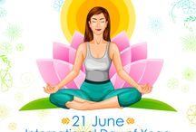 International Day of Yoga 2016 / International Day of Yoga, or commonly and unofficially referred to as Yoga Day, is celebrated annually on June 21 since its inception in 2015. An international day for yoga was declared by the United Nations General Assembly (UNGA) on December 11, 2014, almost unanimously.