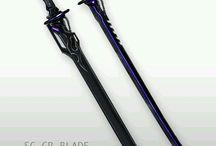 bıçak balta ve kılıçlar