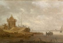 De Gouden Eeuw in De Nederlanden ~ Jan van Goyen