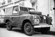 Land Rover II / Land Rover series II rocks!