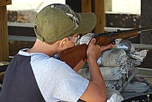 Guns - Sporting Clays / by Barbed Wire