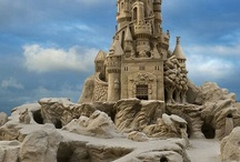 Something Different-Sand and Tree Creations / An eclectic sharing of sand castles, other structures, and tree houses around the world. / by Gloria Green