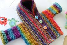 Baby knittings