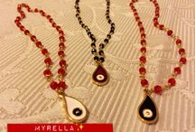 MyRella S/S'15 jewels Collection / The new s/s jewel masterpieces collection for 2015 by MyRella  Free Shipping✈️  Ask me for prices @ www.facebook.com/myrellashop