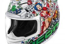 Motorcycle Helmets / The best motorcycle helmets from around the net.