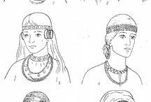 Slavic, viking, celtic, medieval - infpiracje