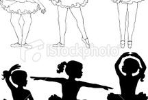 wzory balet