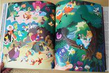 Art of Disney Golden Books
