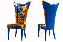 Artist's Chair by Romeo Orsi / Romeo Orsi Made in Italy presenta una nuova ed esclusiva creazione: la sedia Artist's Chair.