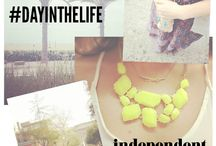#DayintheLife Road Trip / by Independent Fashion Bloggers