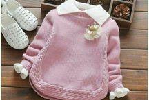 свитера детские
