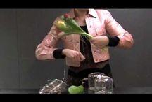 Bloemen video's