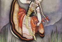 Girl Who Trod on A Loaf / by Gypsy Thornton