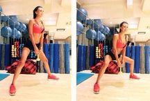 Упражнения для поддержания своего тела в форме