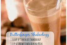 Shakeology / Recipes  / by Jenny Hofer