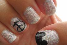 Nails disney ♥