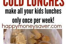 homeschool-lunch and snack