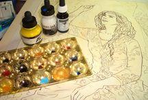 Painting - tutorials