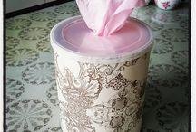 La cocina en rosa DIY / Las manualidades que comparto con vosotros