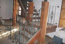 Barandas de Escalera