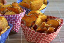 Homemade School snacks