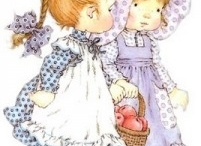 Sarah Kay and Holly Hobbie