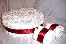 Nappy (Diaper) Cakes