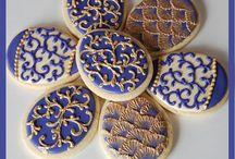 Dekoracja ciasteczek