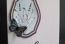 Card Ideas: Birds & Butterflies / by Karen Fortson