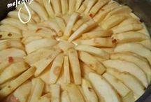 Elmalı Kekler