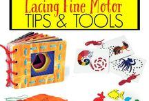 Fine motor skill building