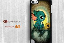 touch 4 case ipod touch 5 case / by Amy Jin