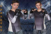 Heavy Duty Fight Gear youth range / Heavy Duty fight gear new 2015 range of youth rash guards and board shorts www.heavydutyfightgear.com
