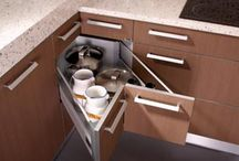 Kitchen Components and Storage Solutions