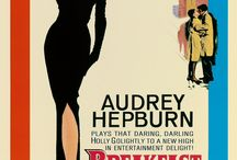 Breakfast at Tiffany - Audrey's movies
