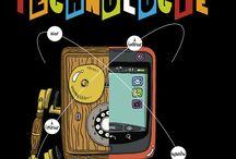 Livres autour du numérique / Livres à lire avec votre enfant ou à lui mettre entre les mains pour découvrir le monde numérique