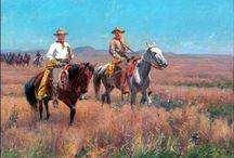 Amerikanska Western