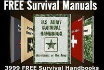 Manuale sopravvivenza U.S ARMY