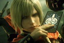 Final Fantasy Type 0 Ace/Trey