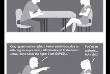 Atheist & Christian Speed Date / First date conversations between Atheists and Believers...they don't tend to go well.