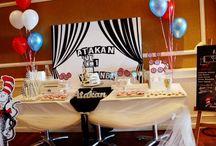Atakan'ın Dr Seuss Temalı 1 Yaş Doğum Günü Partisi
