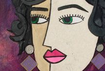 Women's paints
