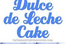 Lychee cake