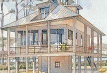 Custom Homes / Building your dream home. Home Design inspiration.