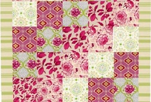 bright colors-- happy quilts