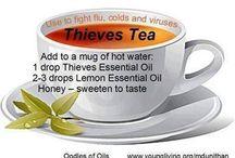Essential Oils!!! / by Susan Herr