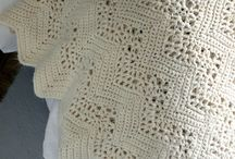 Gorgeous blanket / Crocheting